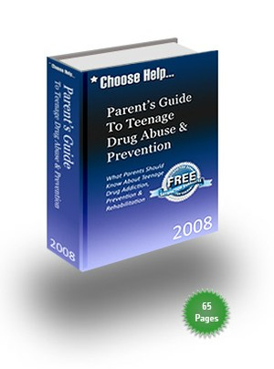 Ebook: Parent's Guide To Teenage Drug Abuse