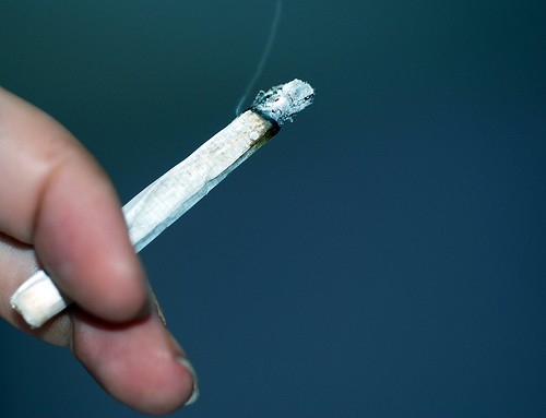 Daily Marijuana Smoking Linked to Psychosis