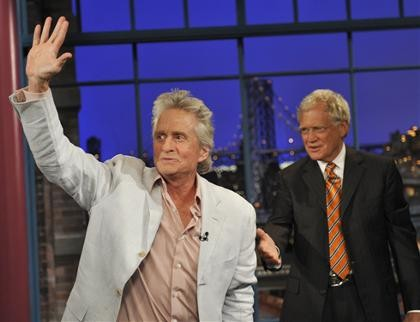 Michael Douglas Says Cancer Caused by Alcohol and Smoking