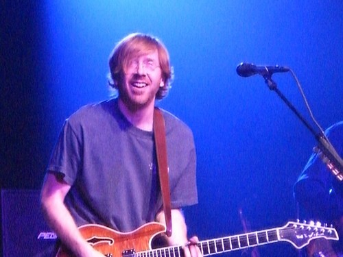 No Jail Time for Phish Lead Singer - Arrested in 2006 on Felony Drugs Charges