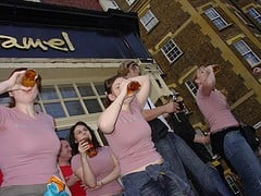 "MADD Calls World Record Pub Crawl Attempt - ""Irresponsible"""