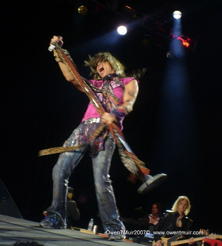 Aerosmith's Steven Tyler Checks into Drug Rehab