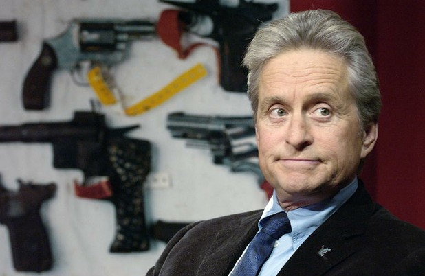 Michael Douglas Blames Himself for Cameron's Failings