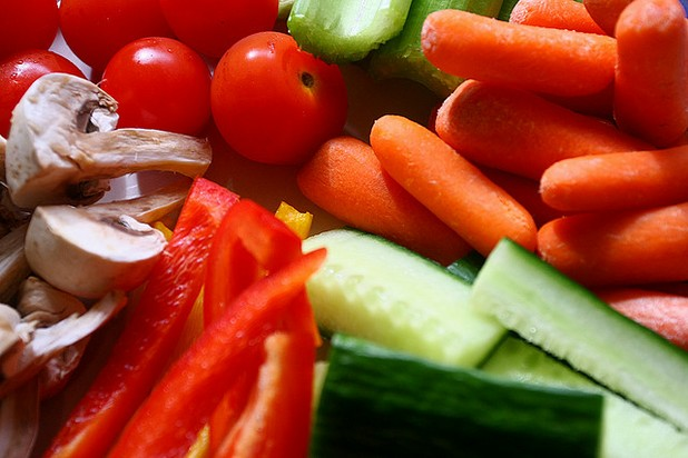 Upping Fruits and Veggies Boosts Mental Health