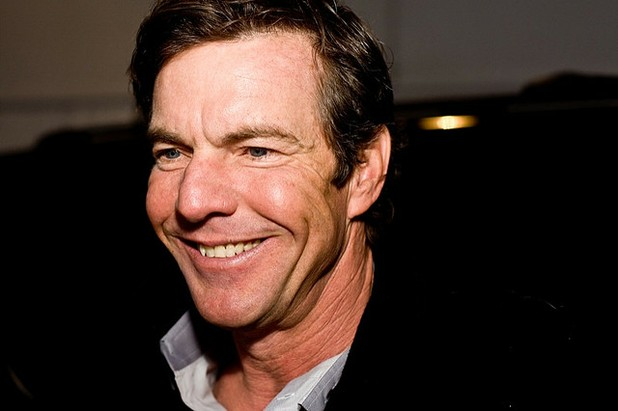 Dennis Quaid Talks about His Cocaine Use
