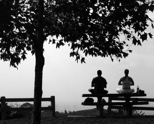 Meditation as Good as Medication for Depression