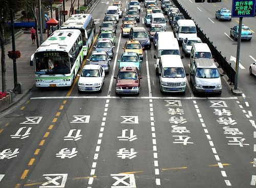 China Considers Fining Passengers of Drunk Drivers