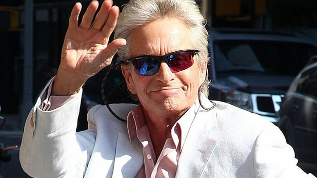 Michael Douglas Beats Cancer