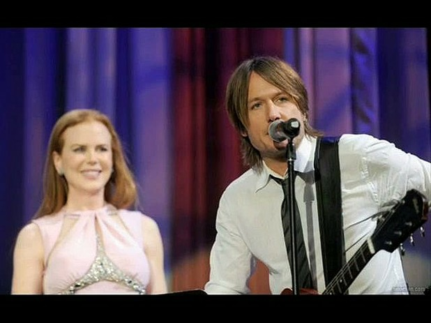 Keith Urban Thanks Wife Nicole Kidman for His Sobriety