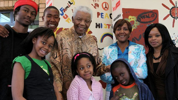 Nelson Mandela's Great Grandaughter Killed in DUI Accident