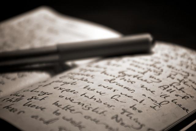 Open Love Letter Confession