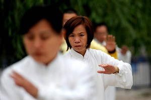 Tai Chi for Mental Health