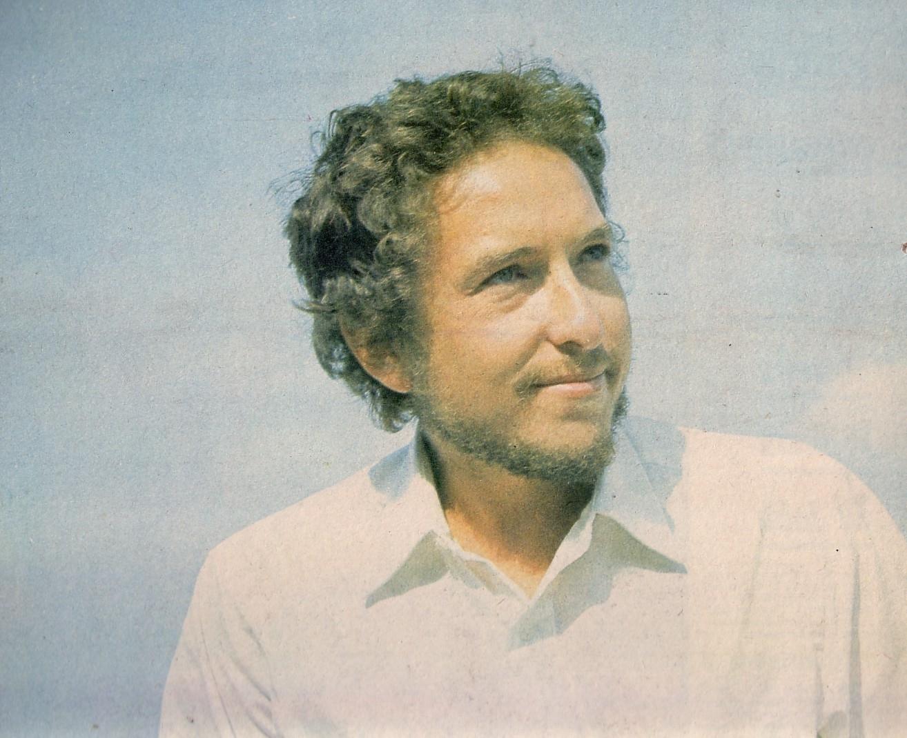 Bob Dylan S Natural Talking Voice