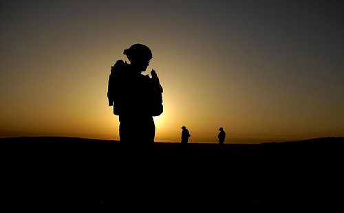 Researchers Say as Many as 35% of Returning Iraqi War Soldiers Will Have PTSD