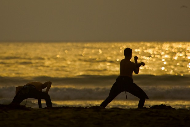 Tai Chi Reduces Depression and Anxiety
