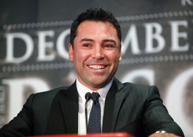 De La Hoya Opens Up About Rehab and Addictions