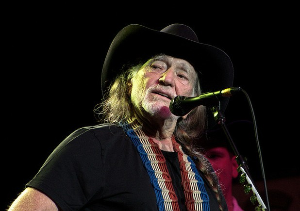 Willie Nelson Busted for Pot - Again