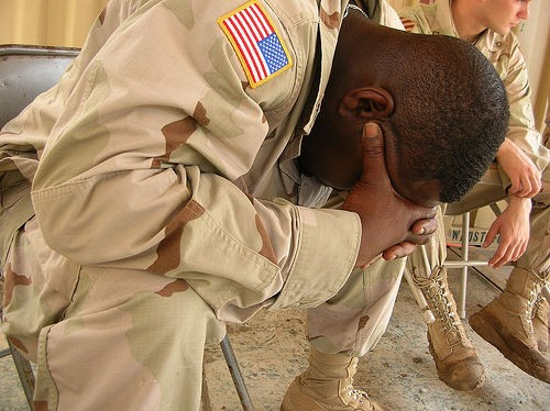 Secret Email Memo Urging V.A. Doctors to Under-Diagnose PTSD Angers Veterans