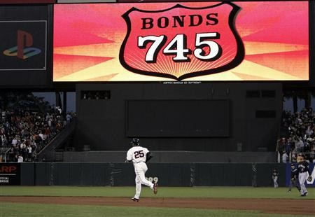 SF Giants Ask Barry Bonds To Join Celebrations