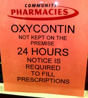 OxyContin Addiction Treatment - Info Sheet