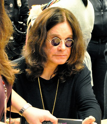 "Ozzy Is ""On Borrowed Time"""