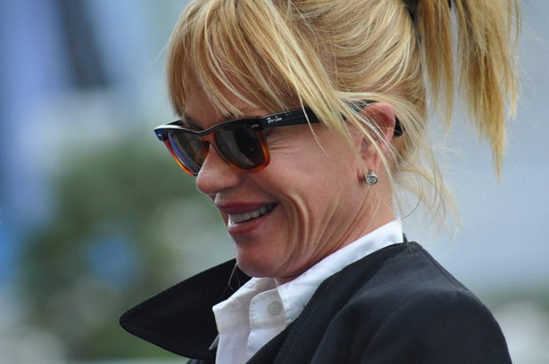 Melanie Griffith Overcomes Addiction
